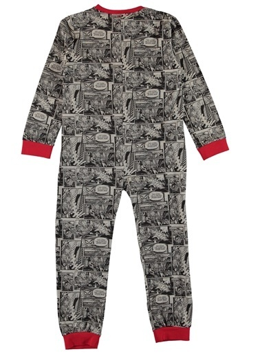 Koton Pijama Takım Kırmızı